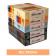 Carton colorat A4 160g - nectarina
