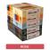 Carton colorat A4 160g - rosu