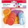 Mutrisoare colorate spuma autoadeziva Daco